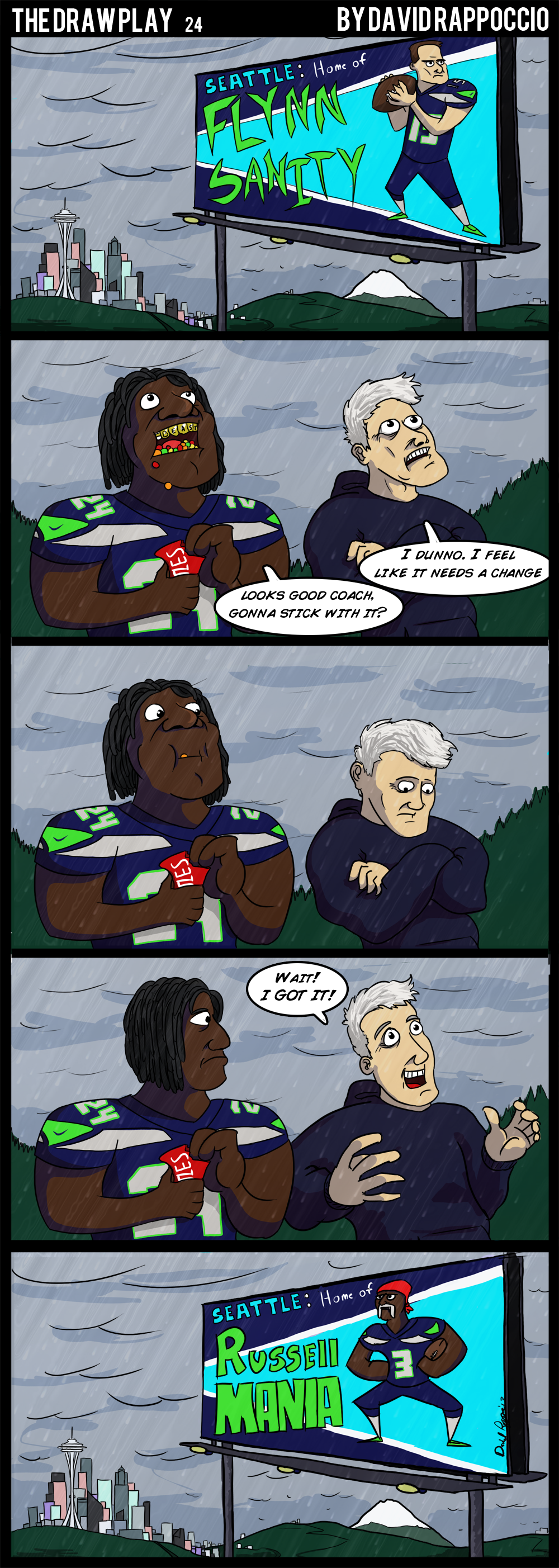 Every mention of the seahawks must include Marshawn Lynch eating Skittles