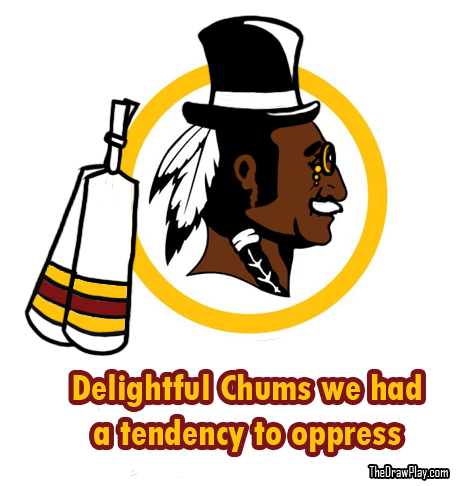 Funny Redskins Logo http://www.motownsports.com/forums/detroit-lions/100565-alternative-lions-logos.html