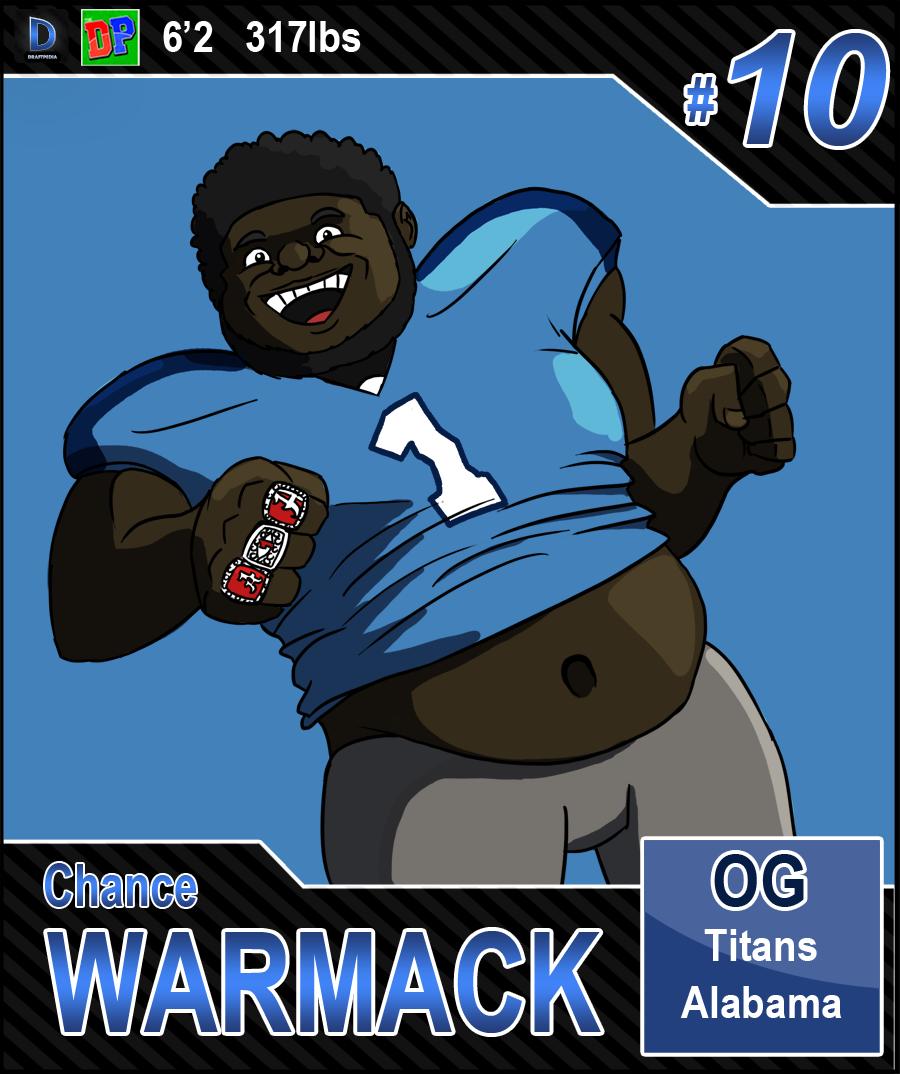 ChanceWarmack