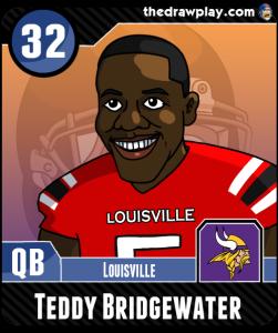 TeddyBridgewater