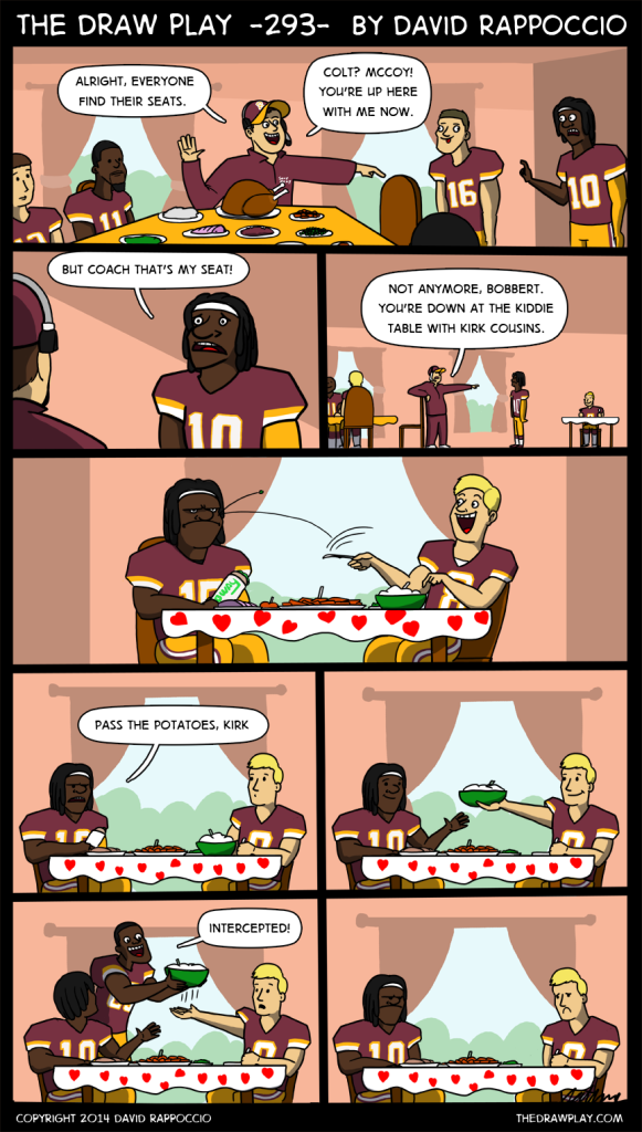 Redskinthanksgiving