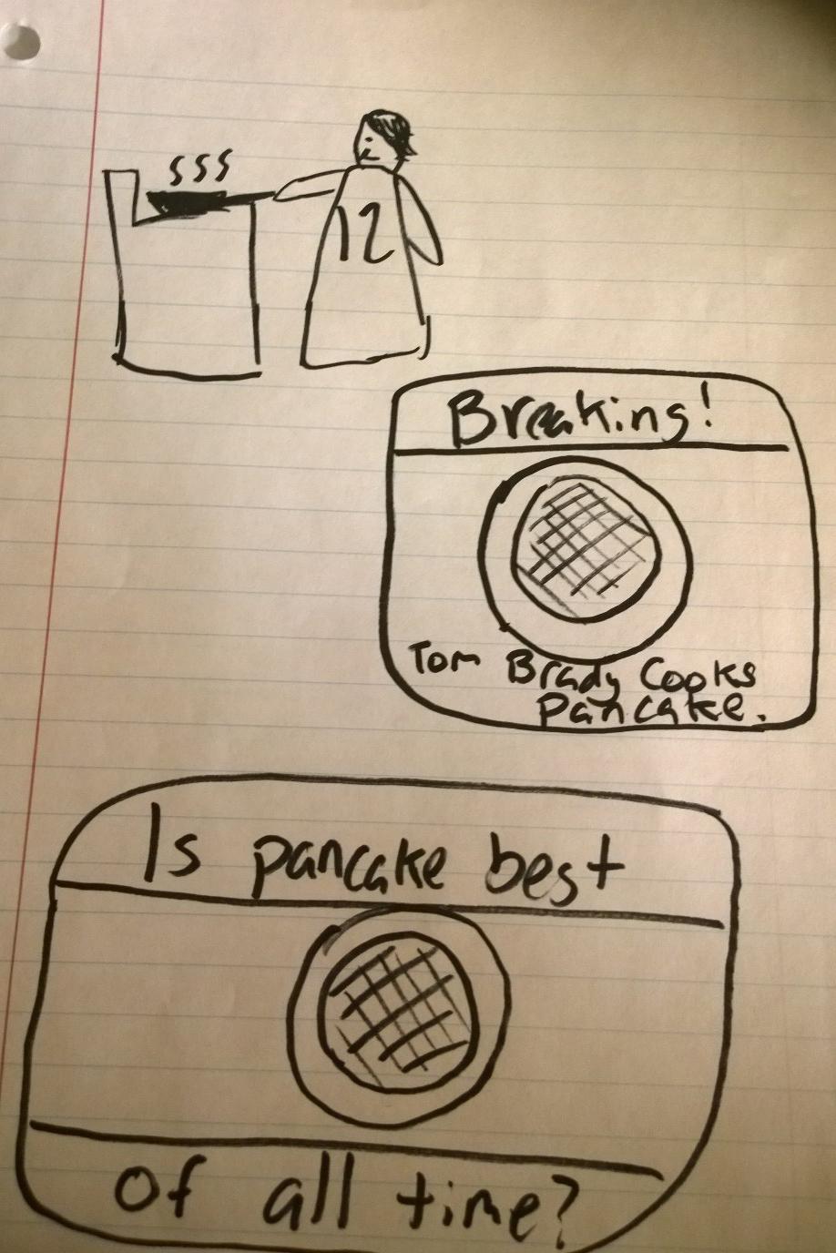 System Pancake