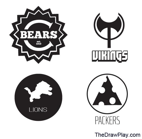 Hipster LogosNFCNorth