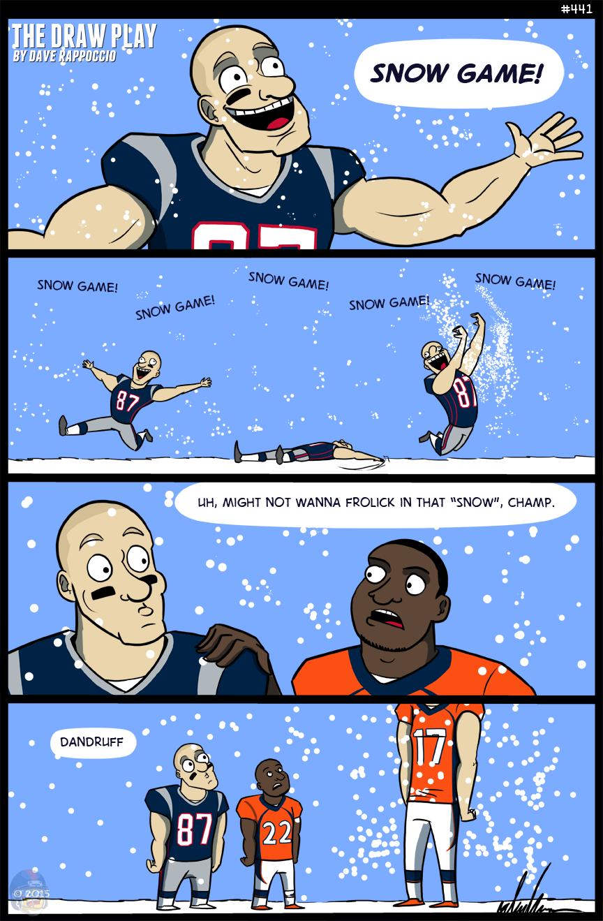 Brock a doodle doo