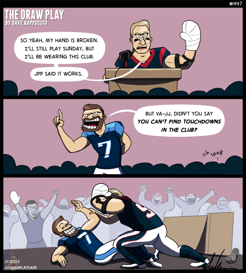 The Clubbing Of Mettenberger