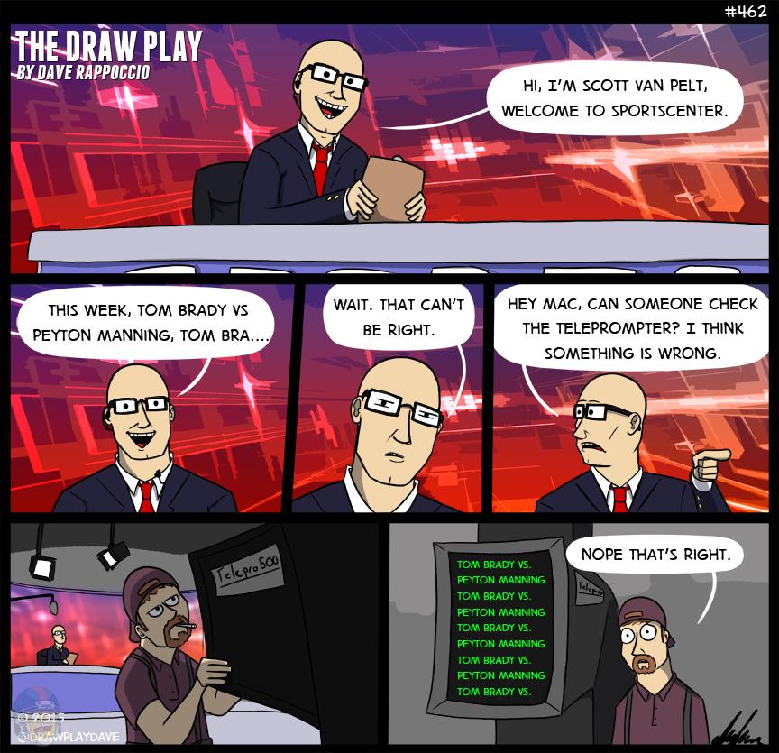Brady & Manning 18: R-word