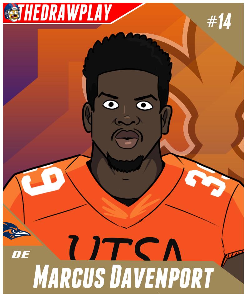 Marcus Davenport
