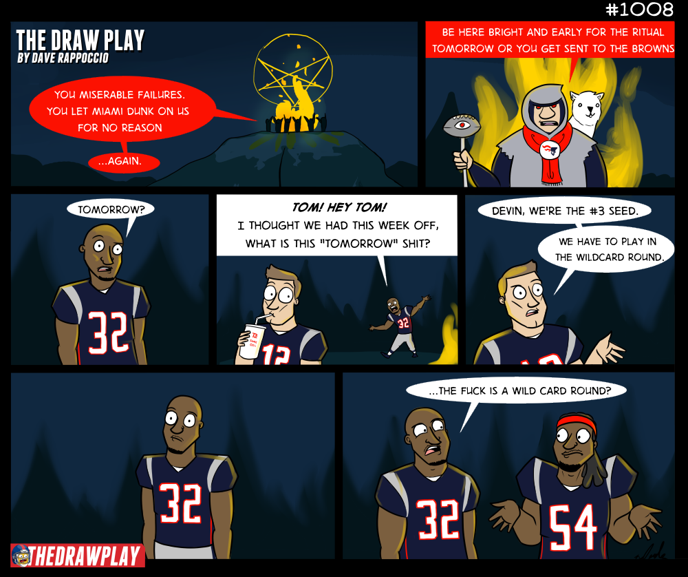 Also the Pats cheat lol