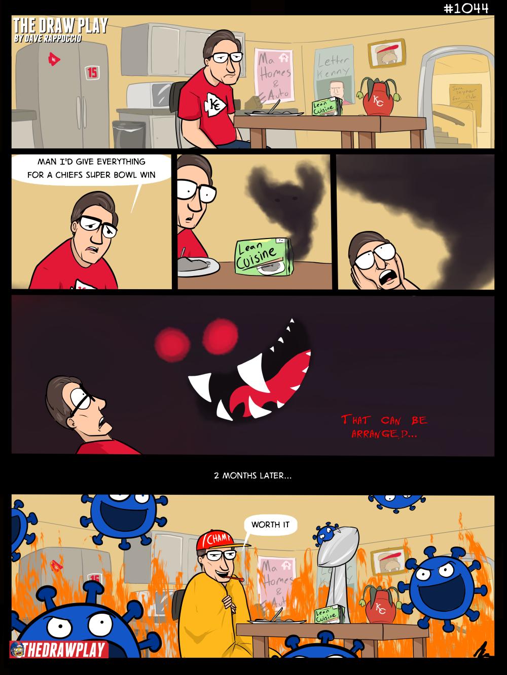 Letterkenny vs Spenny